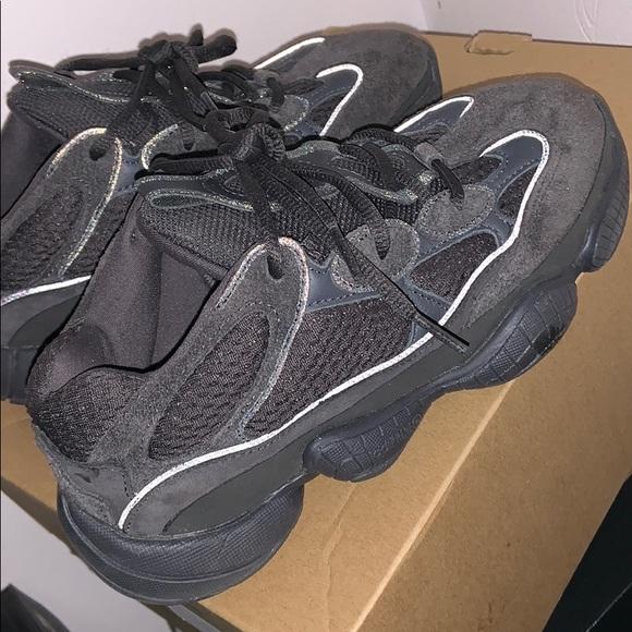 Reciclar Subjetivo Sedante  Yeezy Shoes | Adidas Yeezy 50 Shadow Black | Poshmark
